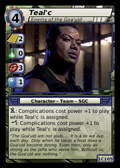 Teal'c, Enemy of the Goa'uld