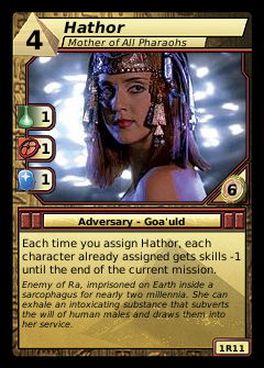 Hathor, Mother of All Pharaohs